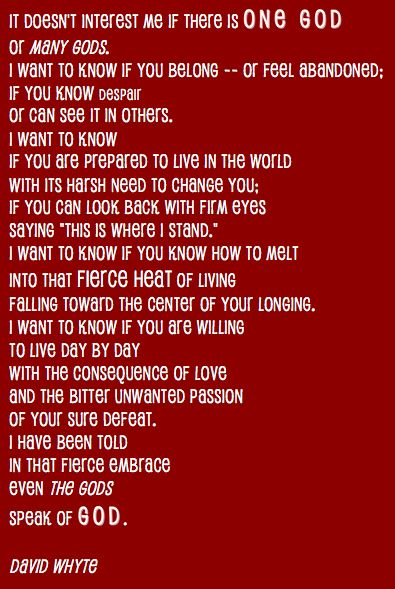 Poems By David Whyte Bing Images Poems Love Me Quotes