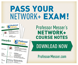 Professor Messer's CompTIA N10-006 Network+ Training Course