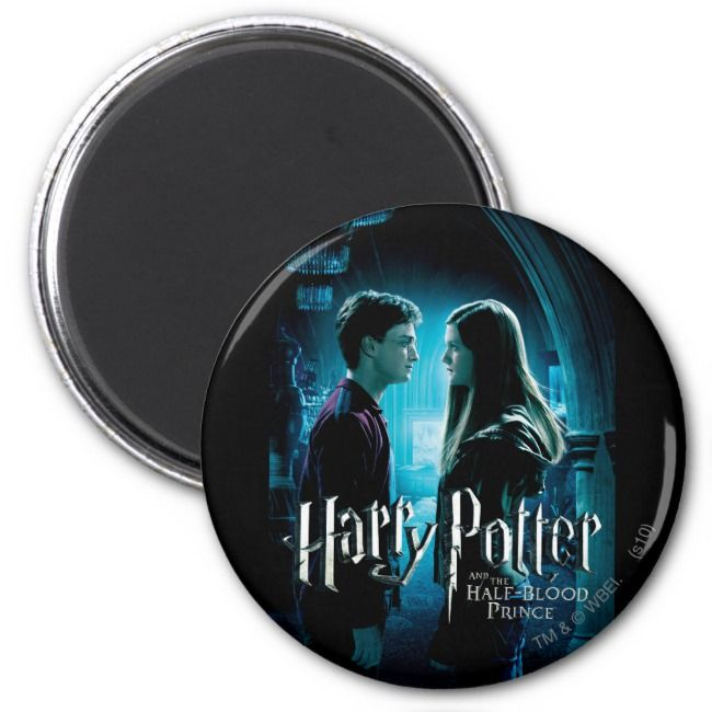 Harry and Ginny 1 Magnet