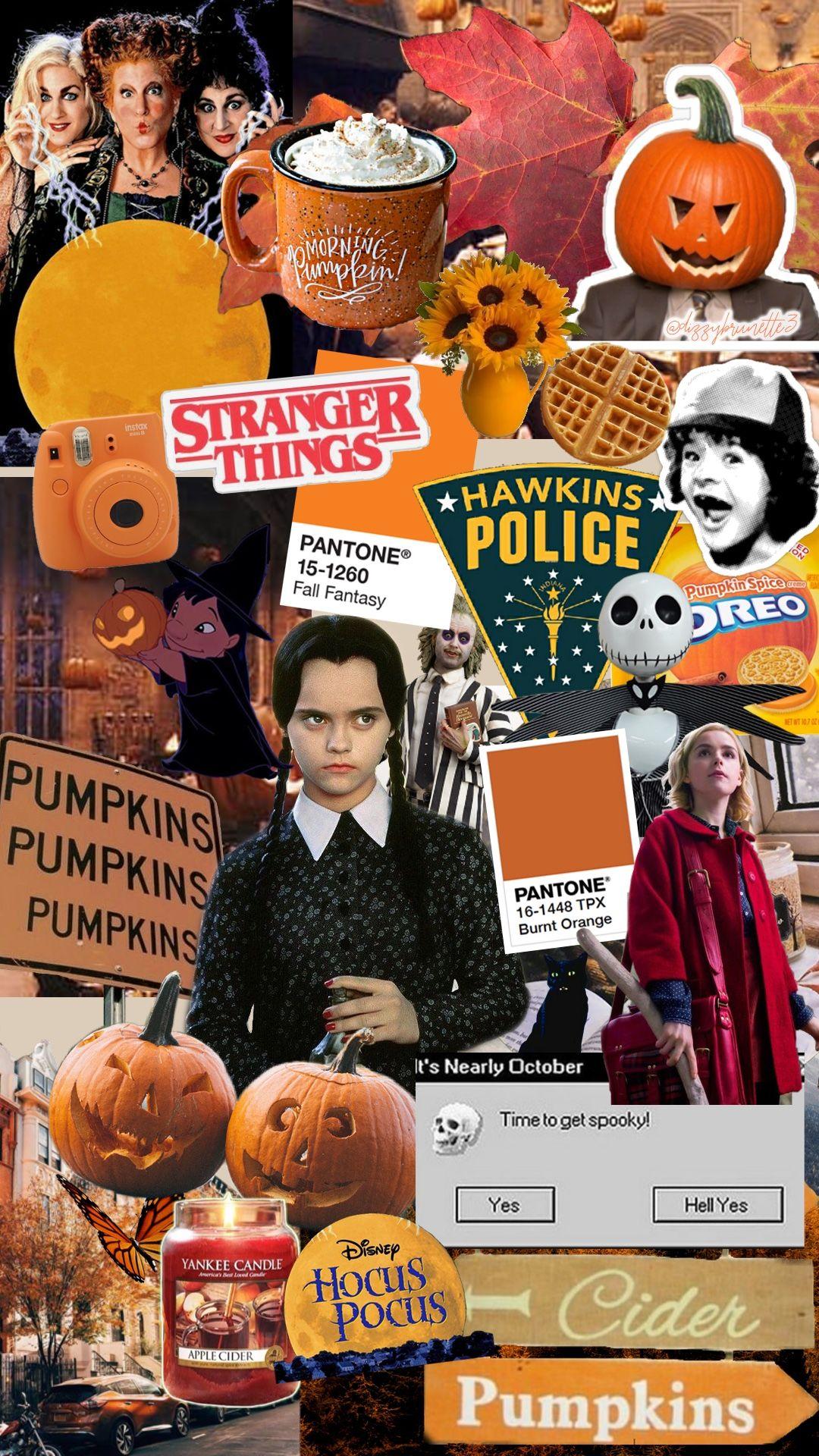 October Wallpapers/Backgrounds #octoberwallpaperiphone