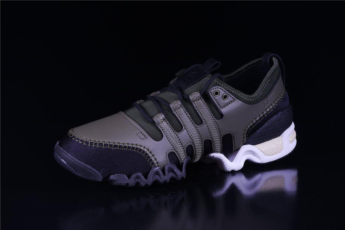 Adidas Slvr Sml Q35338 Uomini Scarpe Formatori Dehnbar Cachi Tessili