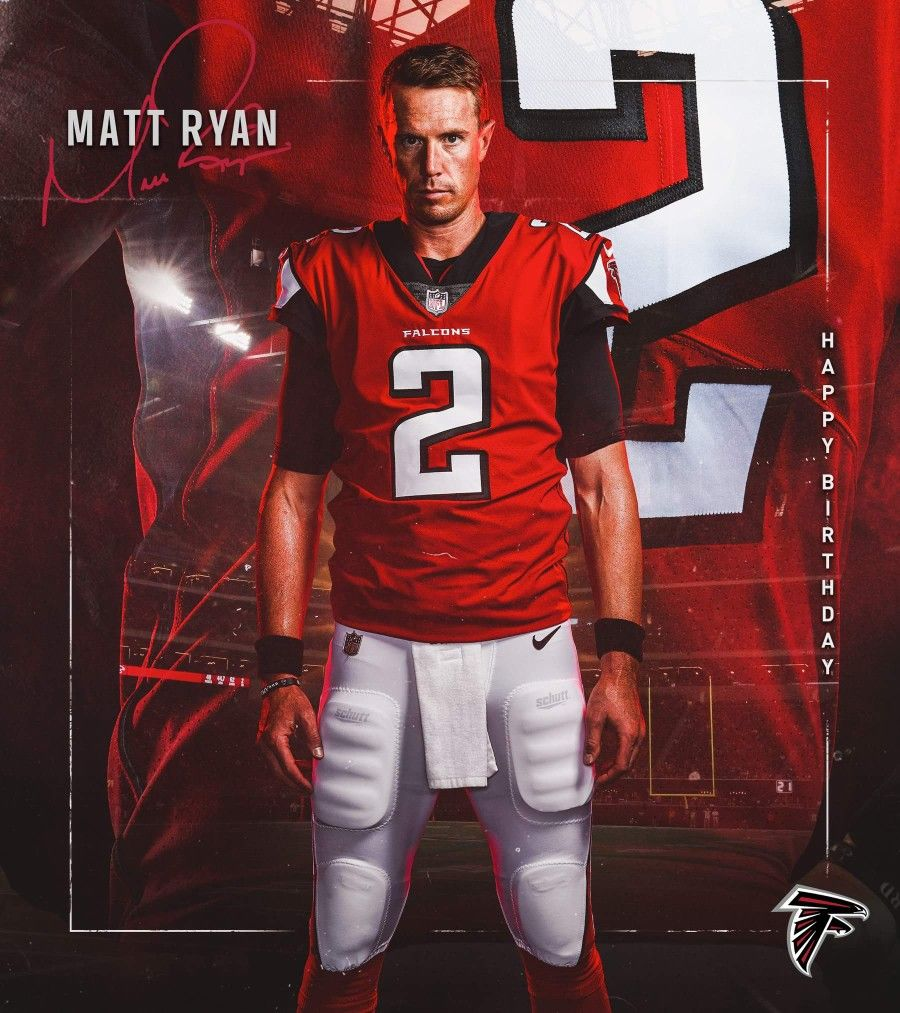 Happy Birthday 5 17 Atlanta Falcons Football Funny Atlanta