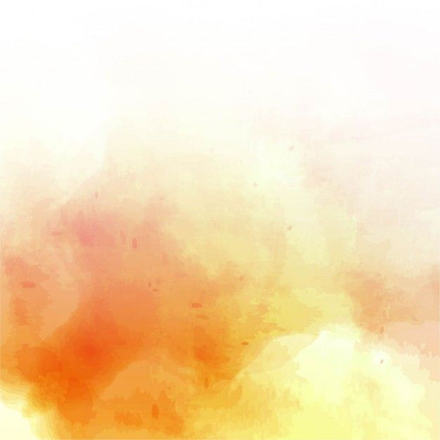 Download Orange Watercolor Background For Free Watercolour