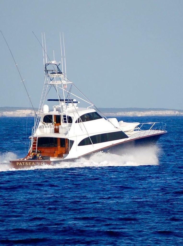 Patsea Vii 86 Built By Jim Smith Boats Boat Ocean Fishing