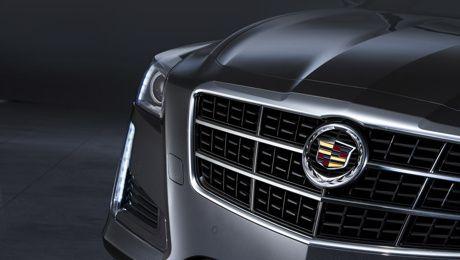 В Сеть утекли фотографии нового седана Cadillac CTS