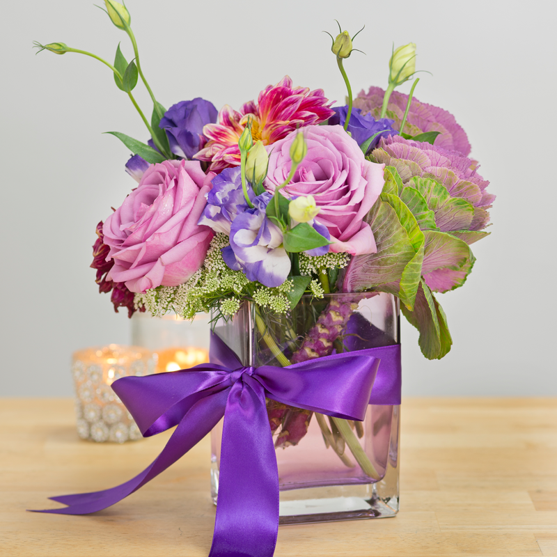 Organic Blooms by The Daily Blossom Florist Blossoms