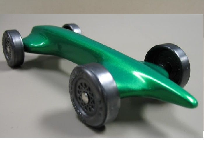 fastest pinewood derby car designs | the inspiration for this car ...