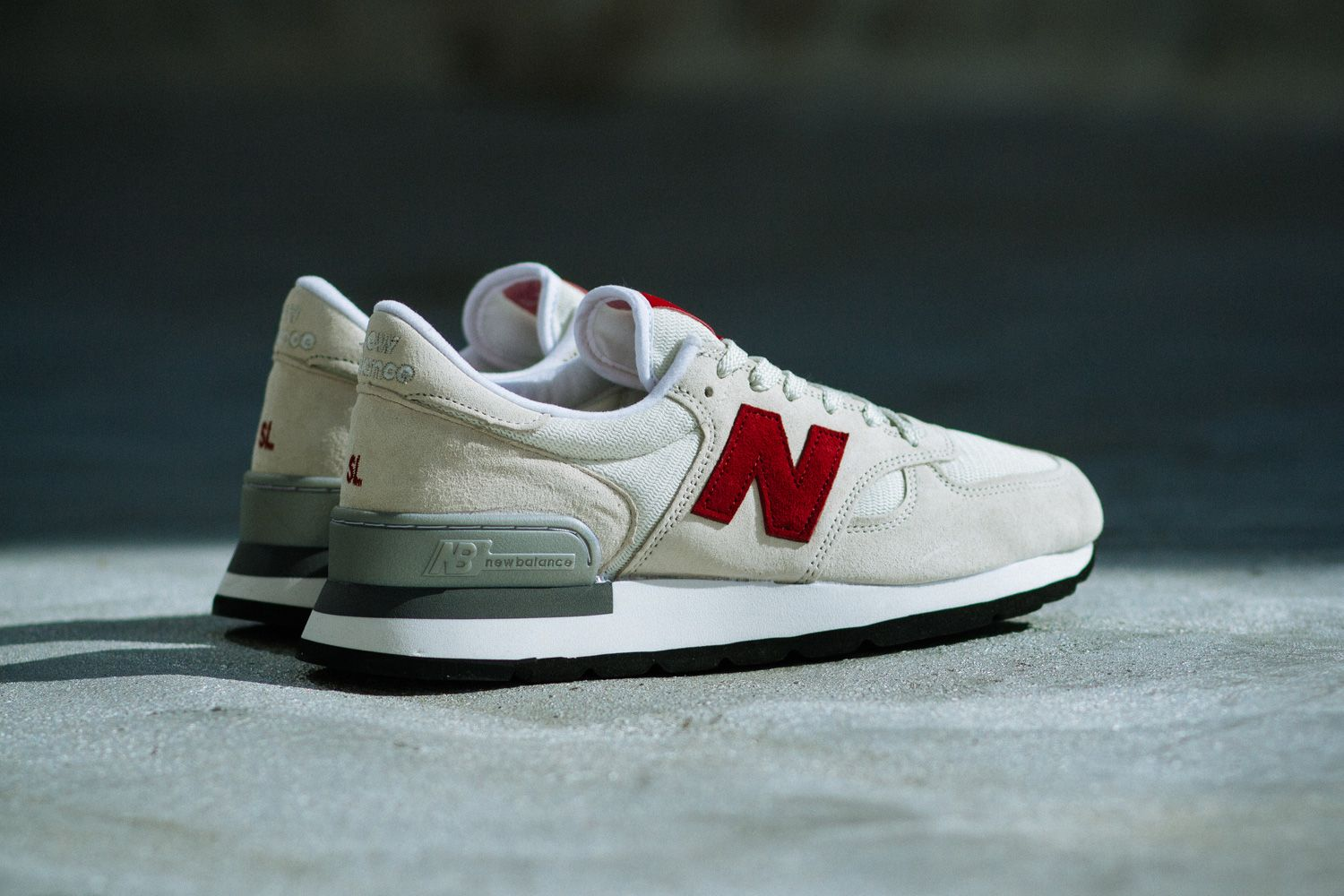 New Balance 990 For Selectism - Made In The USA