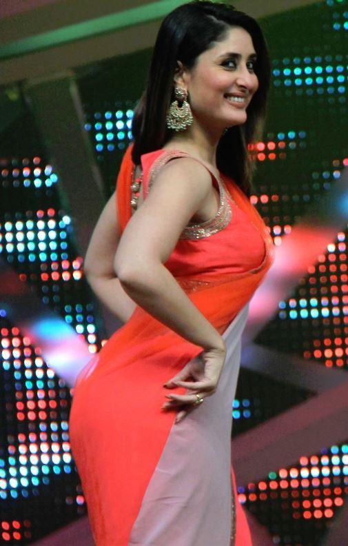 Sexy Hot Kareena Kapoor Figure In Saree