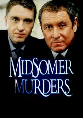 Midsomer Murders (1997) This long-running British detective drama centers first on the efforts of Detective Chief Inspector Tom Barnaby and later on those of his younger cousin, DCI John Barnaby, to crack hard-to-solve crimes in the fictional English county of Midsomer.