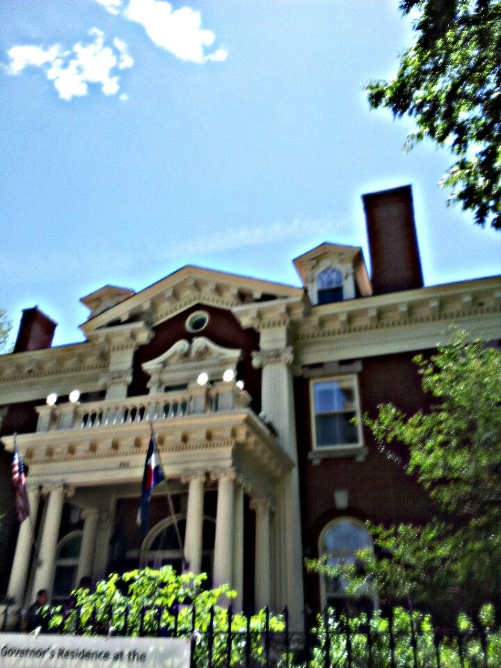 Governor's Residence at the Boettcher Mansion,