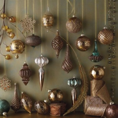 Golden Splendor Designer Decor Kit