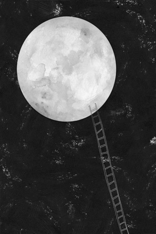Luna Llena Para Pintar Mond Illustration Y Mond Und Sterne