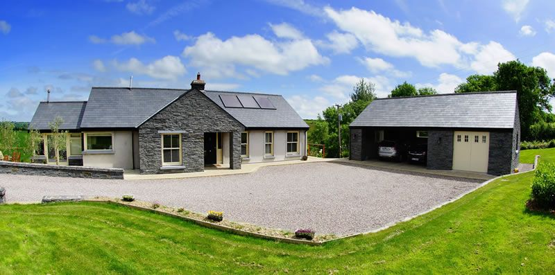 Projects General House Designs Ireland Irish House Plans Modern Bungalow Exterior