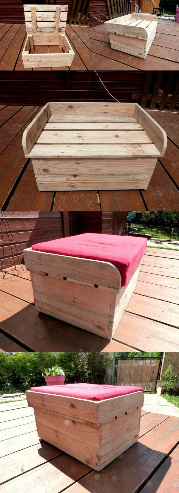 Skid Pallet Wood Reshape Projects Projects In 2018 Pallet