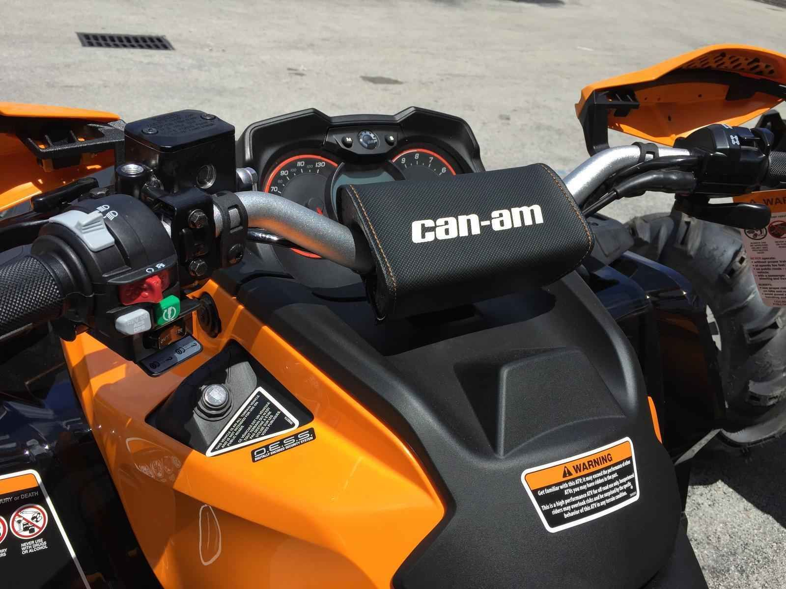 New 2015 Can Am OUTLANDER XT P 1000 ATVs For Sale in Florida 2015