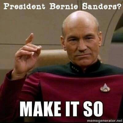 Pin By Sokrates On Bernie Sanders 2020 Star Trek Funny New Star Trek Star Trek