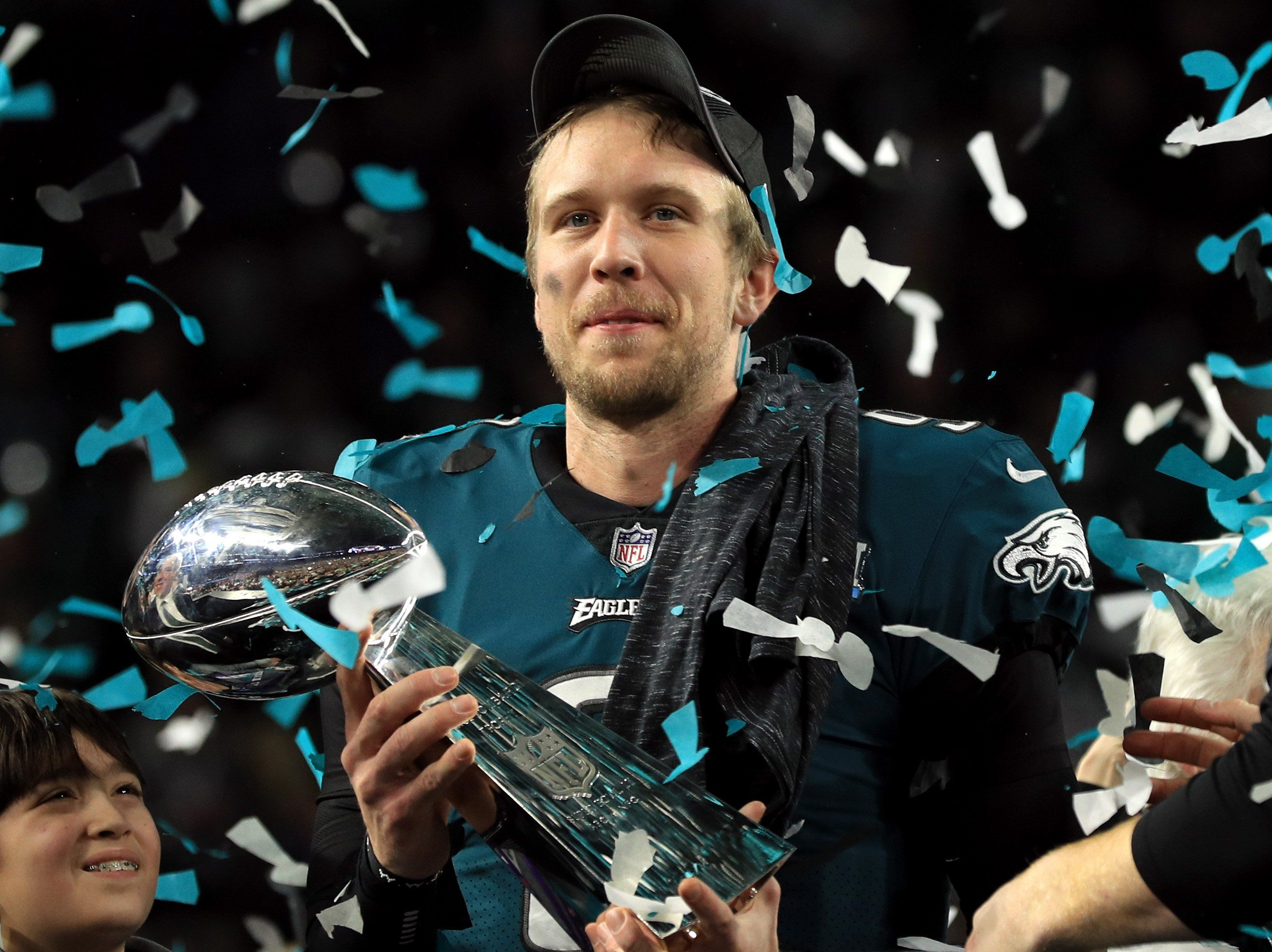 Here S How Much Nick Foles Will Make For Winning The Super Bowl Super Bowl Eagles Philadelphia History