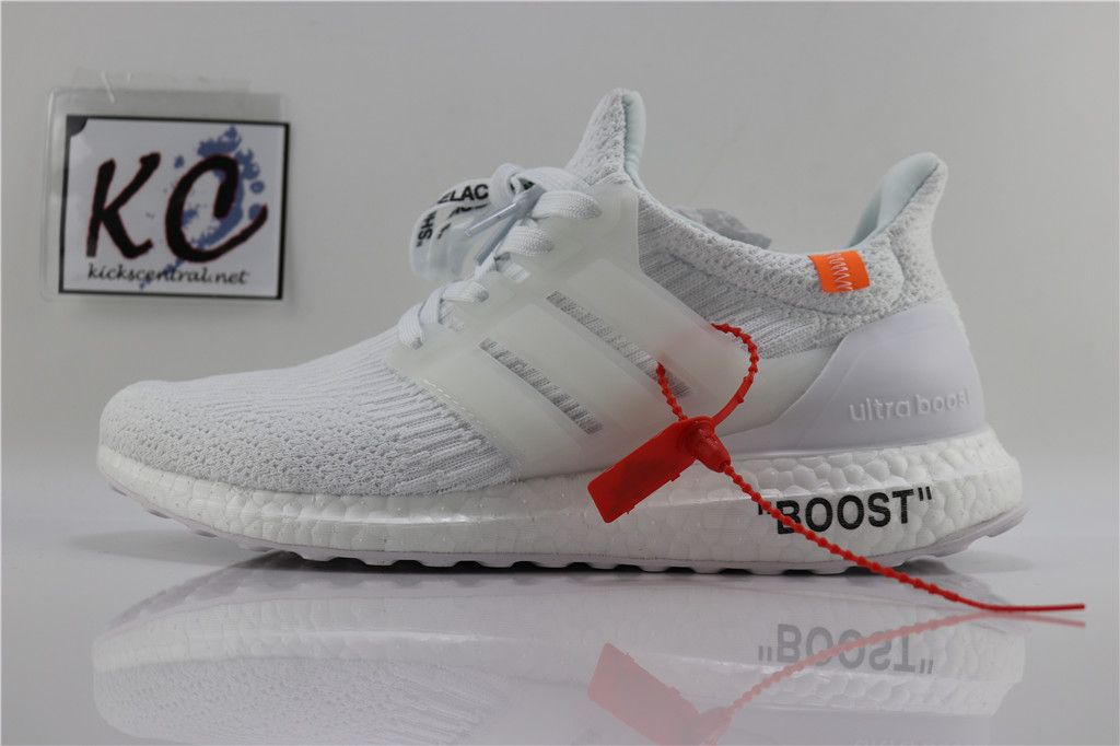 6c4540711143 Off White x Adidas Ultra Boost 3.0