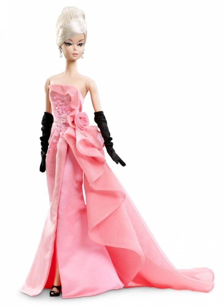 Glam Gown Barbie Silkstone in 2018 | Marie antoinette | Pinterest ...