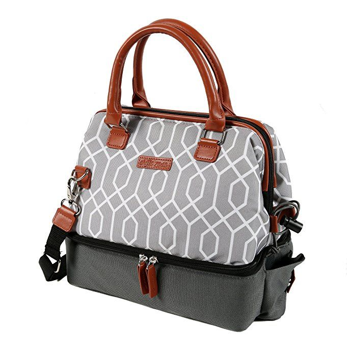 d316f00555c6 Arctic Zone 1528AMPR0423 Insulated Lunch Tote