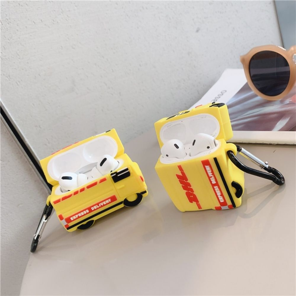 For Airpods Pro Case 3d Dhl Fashion Silcone Case For Apple New