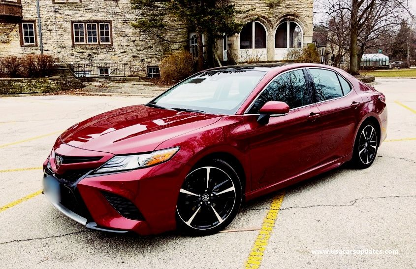 2019 Toyota Camry Xse V6 In Depth Model Review Toyota Camry Camry Toyota