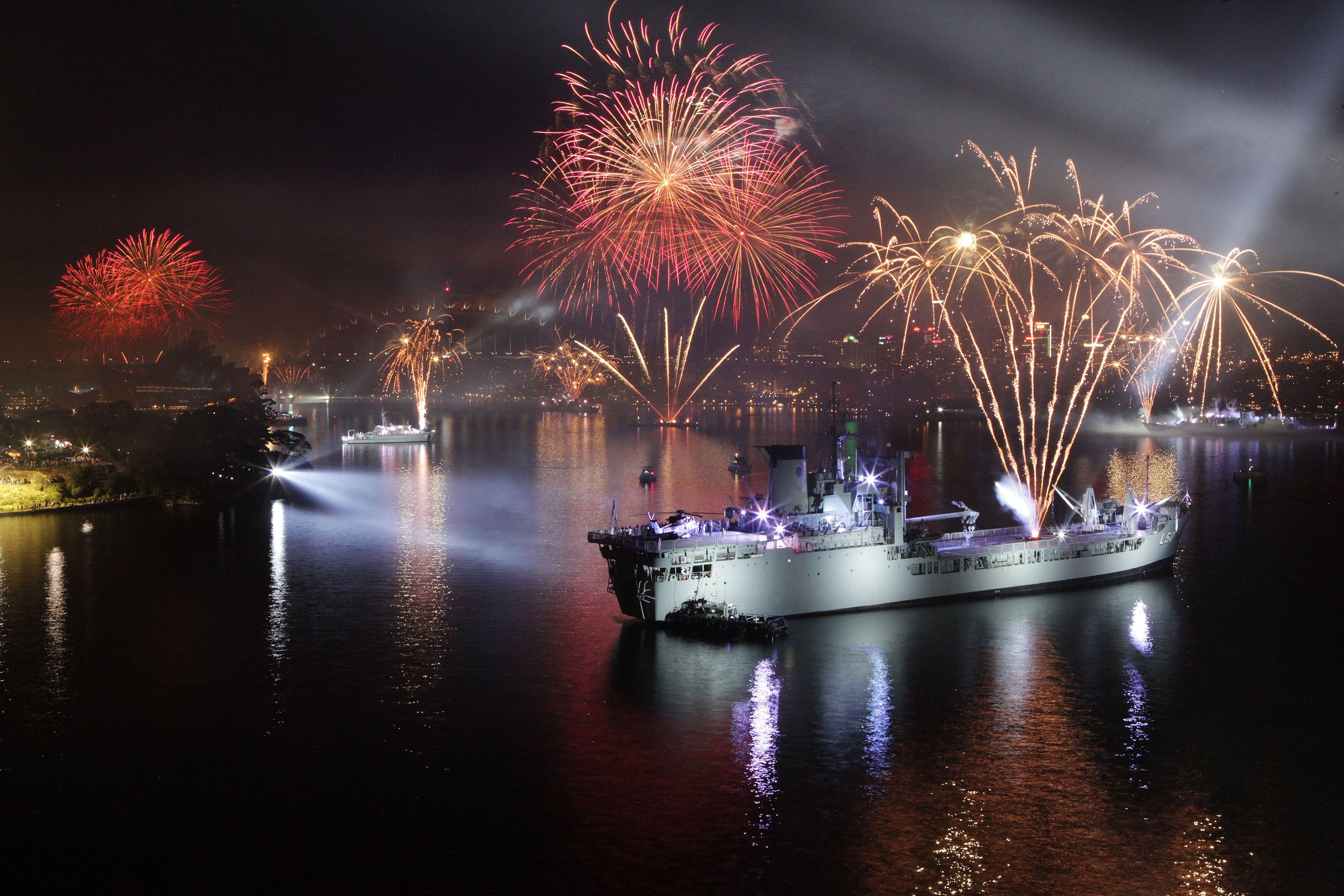 IFR Spectacular - ♒ www.pinterest.com/WhoLoves/International-Fleet-Review-2013 ♒  #FleetReview2013