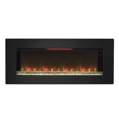 Latitude Run Troxell Wall Mounted Electric Fireplace In 2019