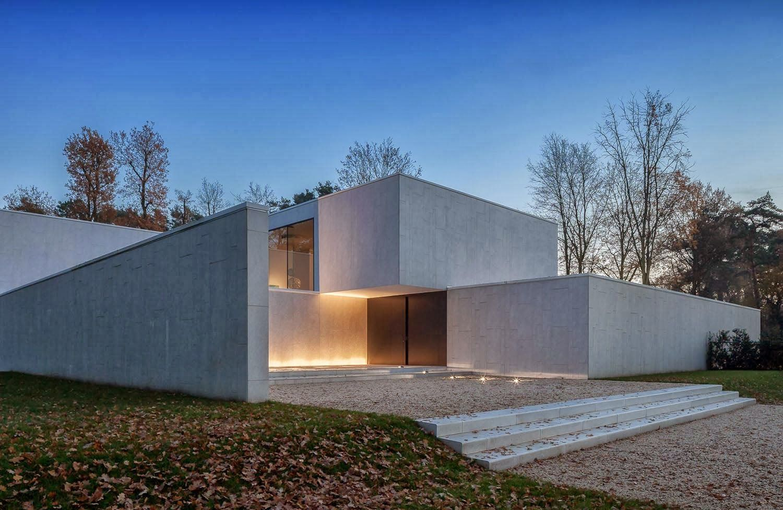 Dm residence belgium cubyc architects keerbergen t huis van