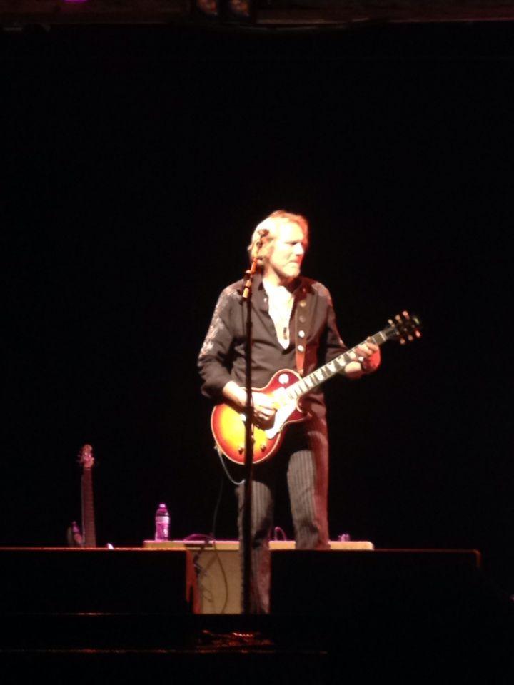 Seeing Wishbone Ash in Houston with Shane.