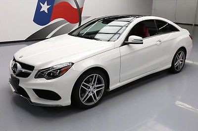 2016 Mercedes Benz E Class 2016 Mercedes Benz E400 4matic Awd Premium Pano Nav 6k 338661 Texas Direct Mercedes Benz E350 Coupe Mercedes Benz E350 Mercedes