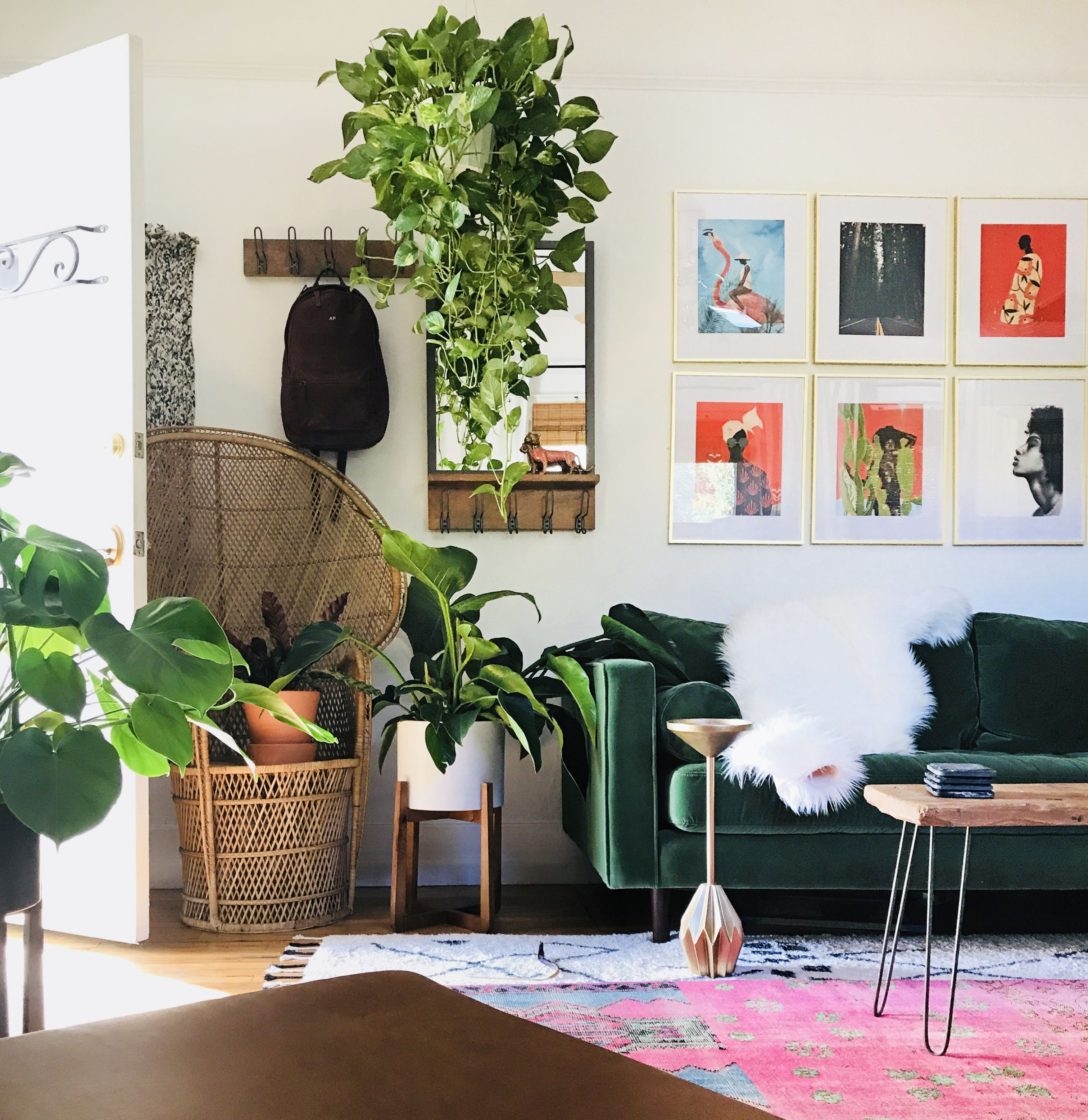 This phoenix rental reignited a passion for interior - Rental apartment interior design ...