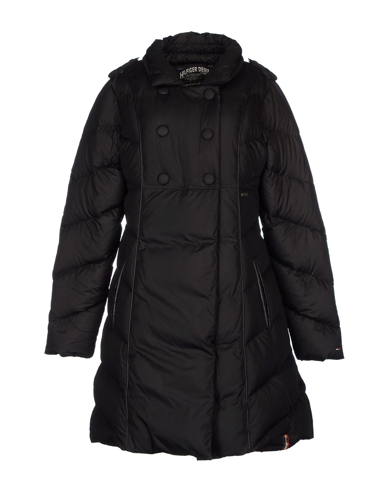 Buy NOW!  TOMMY HILFIGER DENIM Down jackets - Item 41548234 #CoatsJackets, #DownJackets, #TOMMYHILFIGERDENIMDownjacketsItem41548234, #YOOX http://www.fashionrunway.com.au/shop/yoox/tommy-hilfiger-denim-down-jackets-item-41548234/
