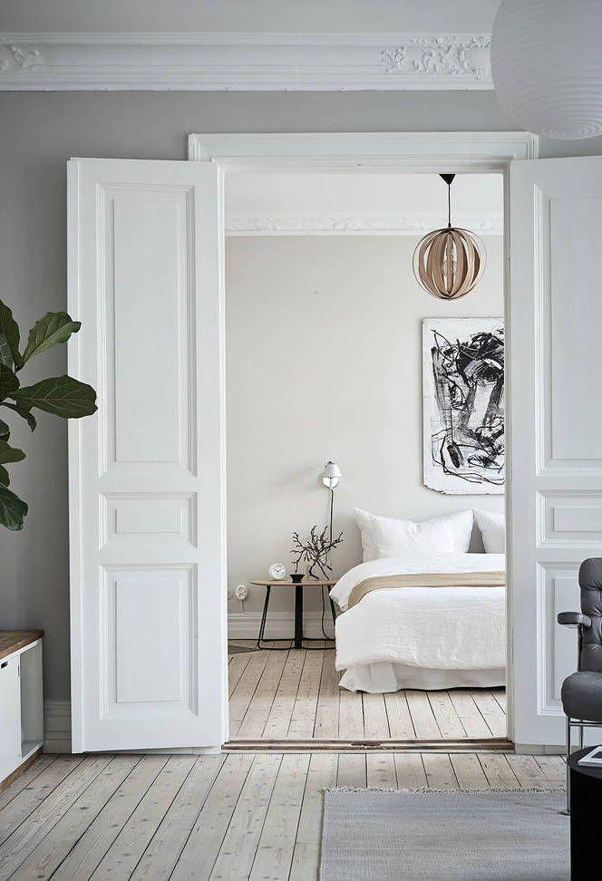 A Cozy Home With Greige Walls   Via Coco Lapine Design Blog