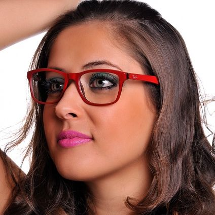 Armacao De Grau Ray Ban Girls With Glasses Glasses Girl