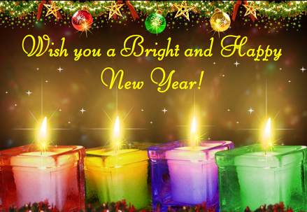 Wish You A Bright And Happy New Year Happy New Year Wallpaper Happy New Year Greetings Happy New Year Wishes