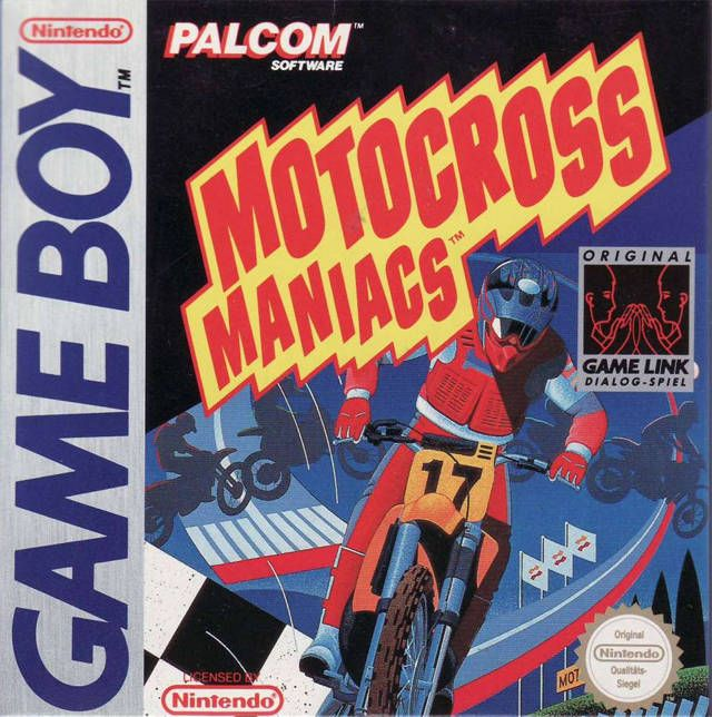 Motocross Maniacs Gameboy Buscar Con Google With Images Classic Video Games Gameboy Video Game Cosplay