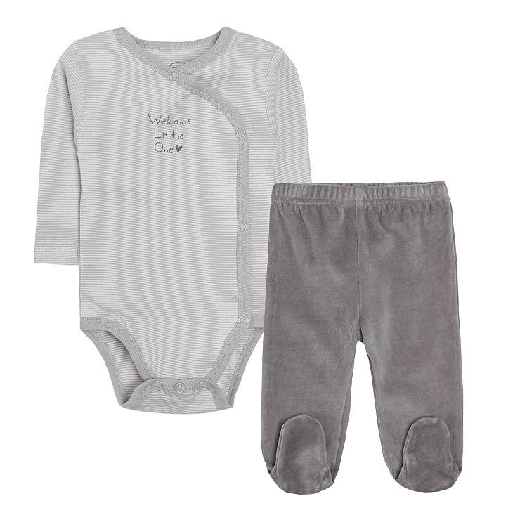 Cool Club Komplet Niemowlecy Body Polspiochy Body Sweatshirts Cool Stuff