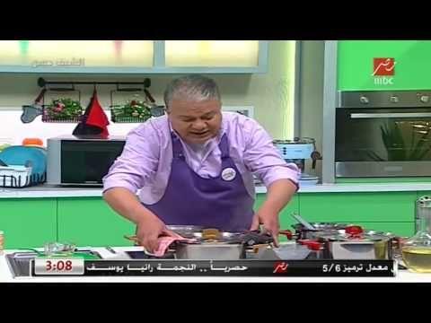 الشيف حسن البوب كورن كراميل شيكولاه Talk Show
