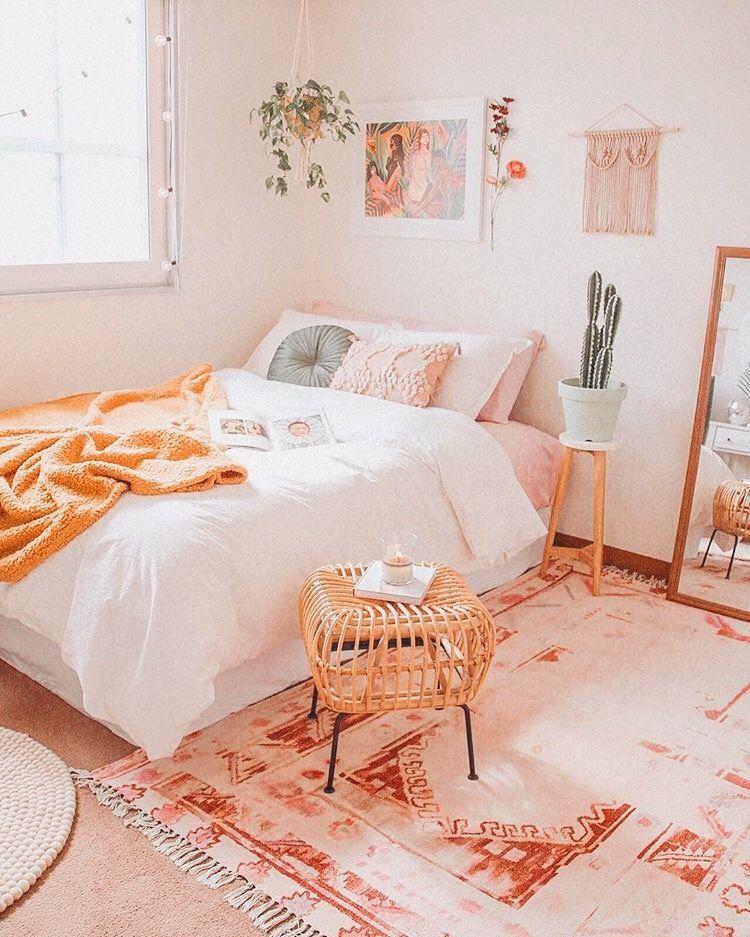 bed image by Samantha Hammack | Aesthetic bedroom, Bedroom ...