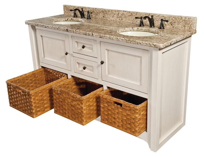 I D Love To See Our Amish Newport Bathroom Vanity Cabinet Every
