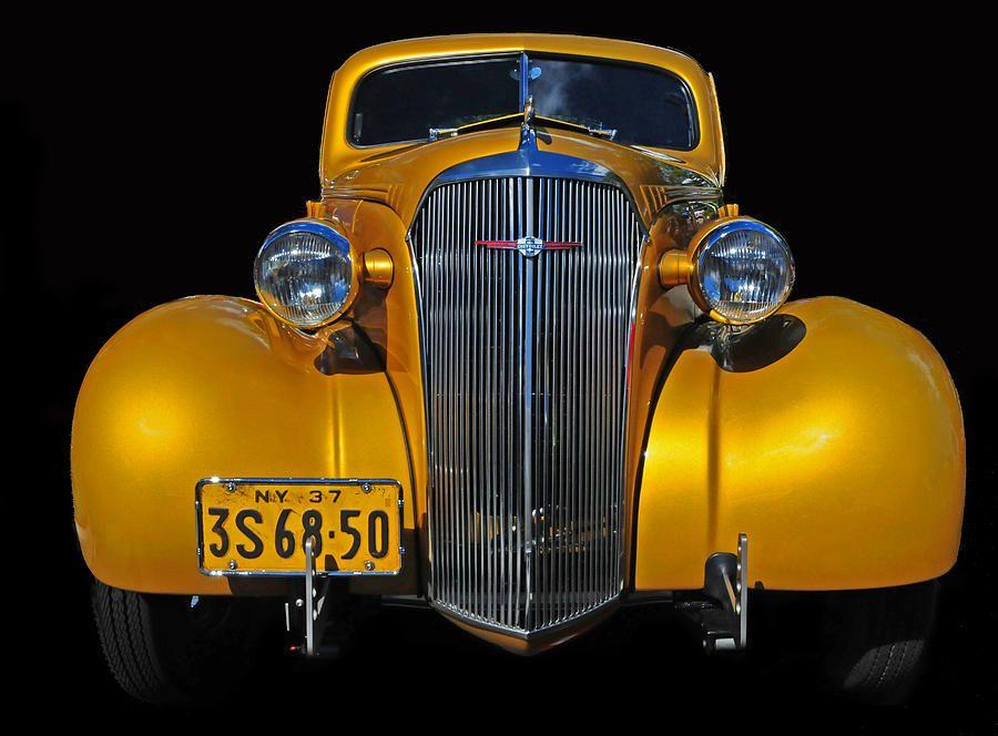 Golden Chevrolet