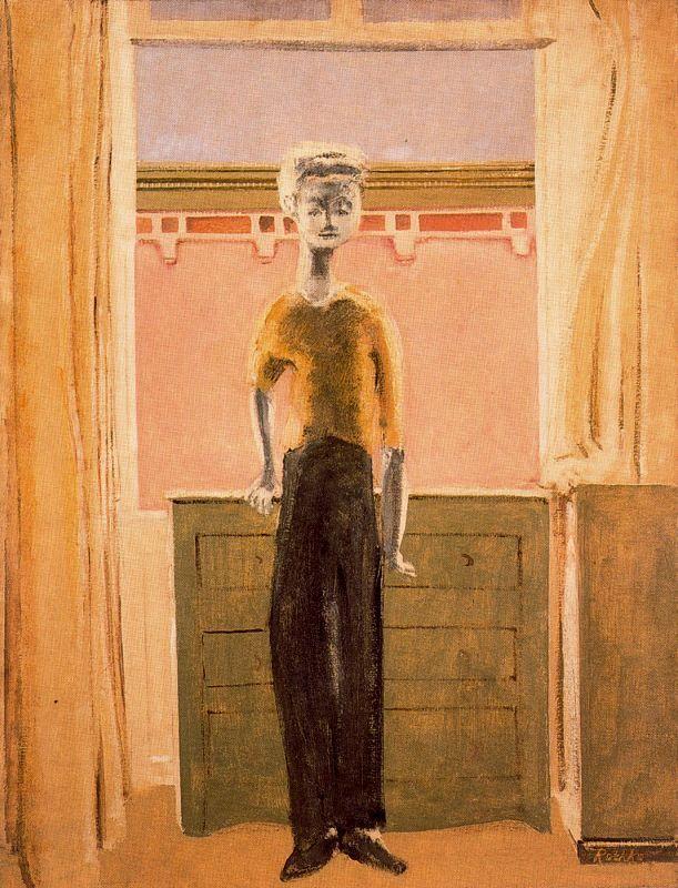 No.8 - Mark Rothko - Portrait