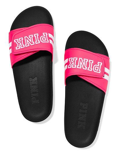 18a62b3fd Crossover Comfort Slide - Victoria s Secret Vs Pink Slides