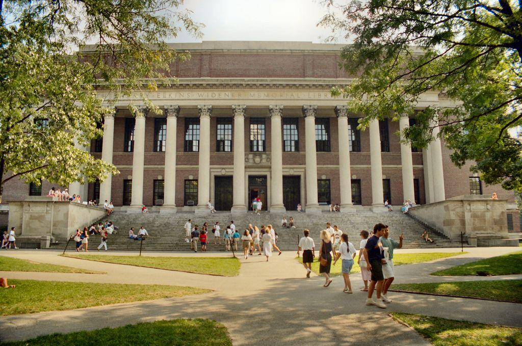 Harvard University College rankings, Harvard students