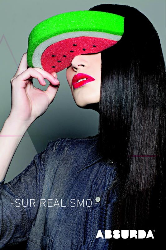 Absurda lança campanha surrealista  Via: www.usefashion.com