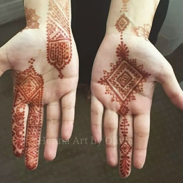 Moroccan Inspired Henna For The Lovely Bride By Olivia Melbourne