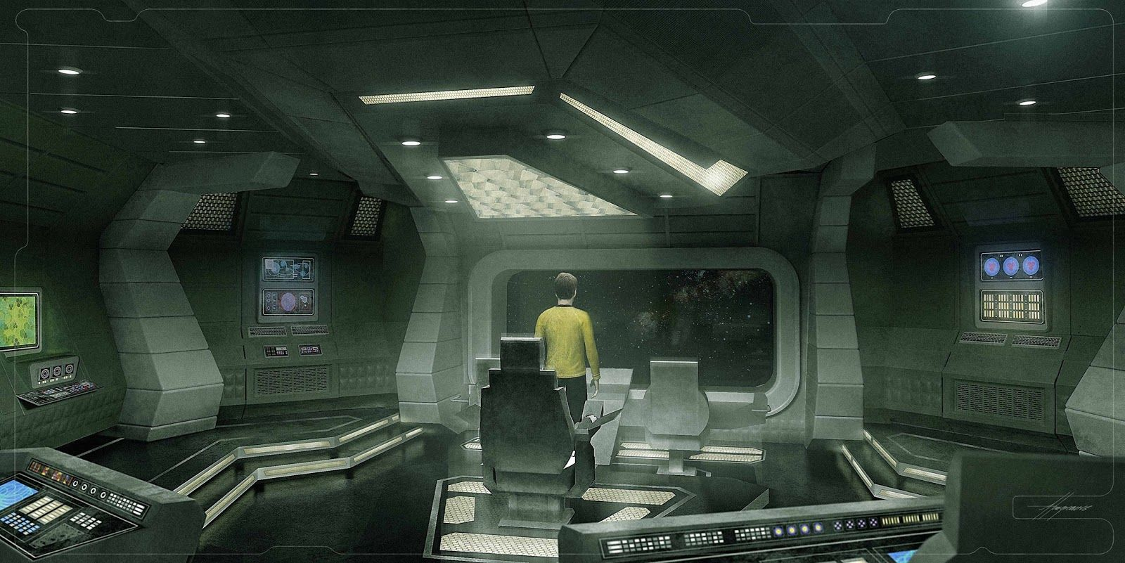 Sean+Hargreaves+Star+Trek+Beyond+USS+Franklin+bridge ...