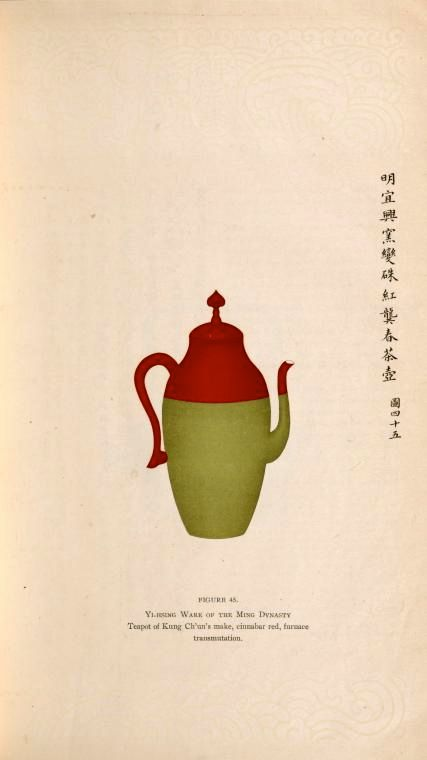 Design for Chinese teapot, 1930s